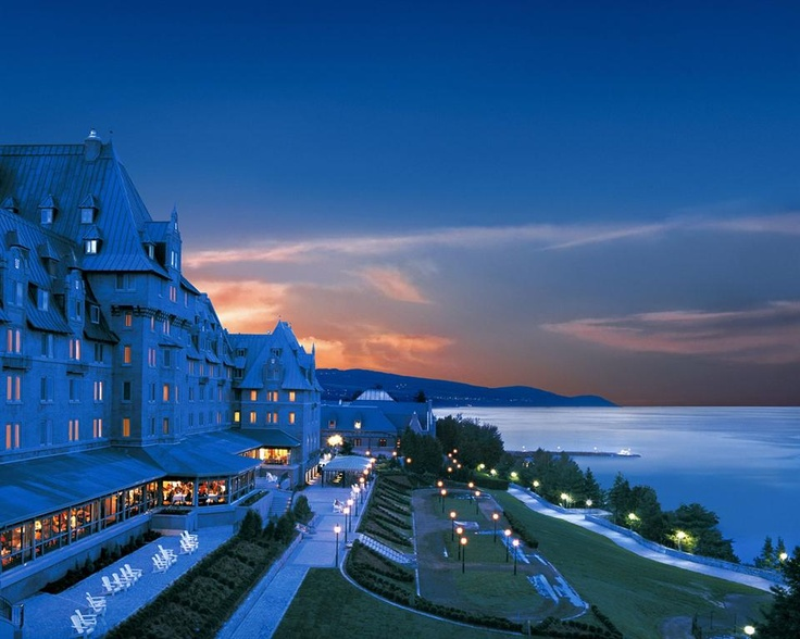 17 best images about fairmont le manoir richelieu on for Terrace 45 qc