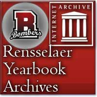 Browse past copies of Rensselaer, Indiana yearbooks online at the Internet Archive. Made possible by Jasper County Public Library.