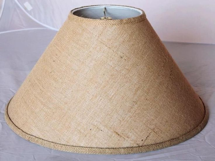 71 best usa american made lamp shades images on pinterest lamp burlap coolie lamp shade 16 24w aloadofball