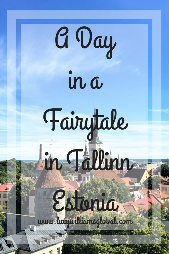 A Day in a Fairytale in Tallinn Estonia - Baltic Cruise - Cruise Ship - Northern Europe #tallinn #estonia #balticcruise #cruise #northerneurope