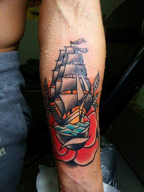 Last ship traditional tattoo mala leche sacred family for Turkish mafia tattoos