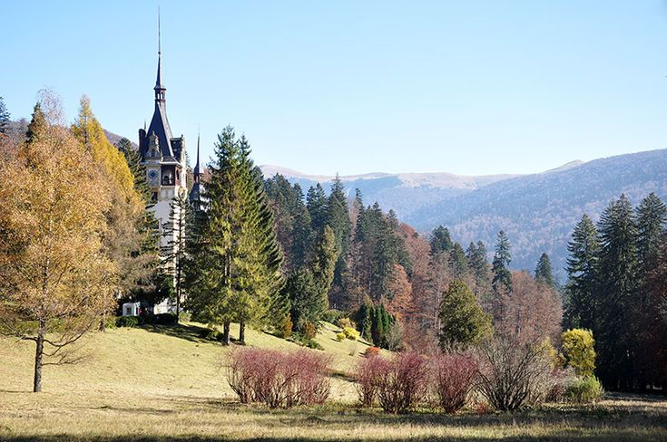 Румыния – Синайа и Дворец Пелеш