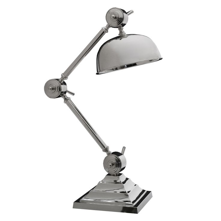 I would love this in the office on my desk. Andrew Martin Astra Desk Light at Amara