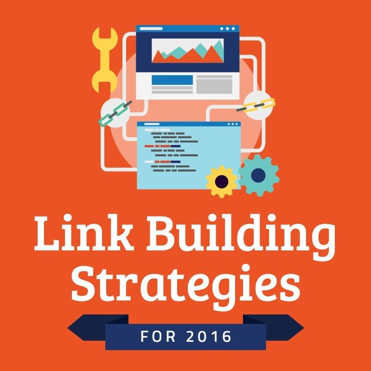 Link Building Strategies for 2016