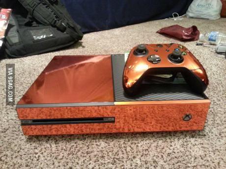 My new Xbox One skin!