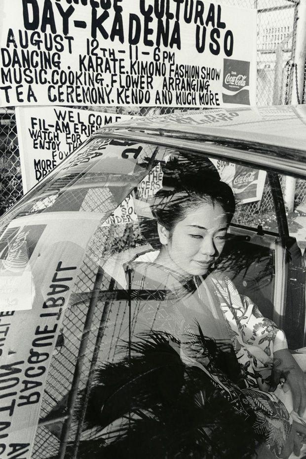 Koza, Okinawa, 1978 by Shomei Tomatsu