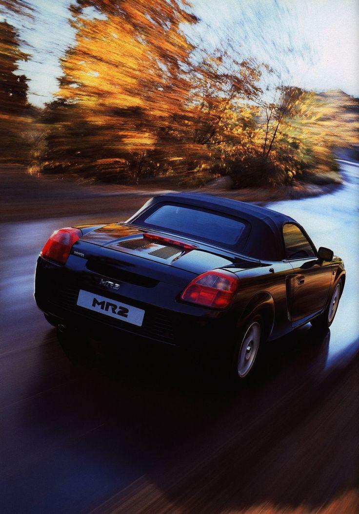 https://flic.kr/p/FJ5MjD | Toyota MR2 Roadster; 2001_2 | auto car brochure | by worldtravellib World Travel library