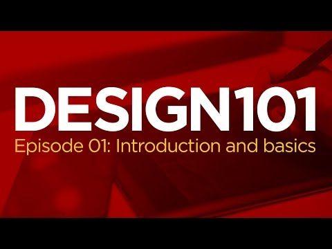 Design101 for Beginners