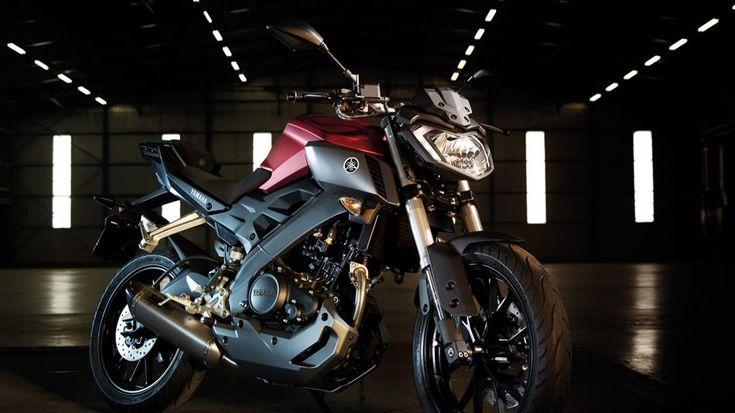 2014 Yamaha MT125