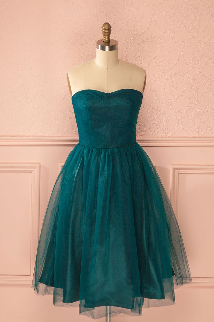 Tulia Emerald from Boutique 1861