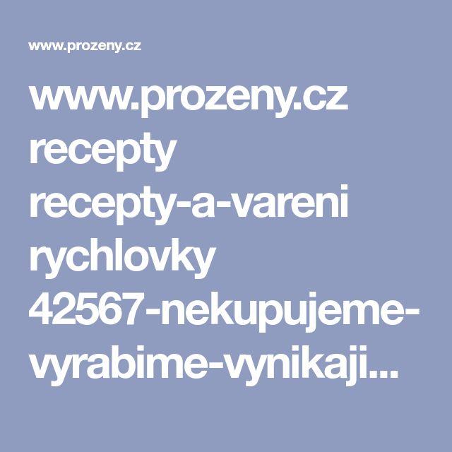 www.prozeny.cz recepty recepty-a-vareni rychlovky 42567-nekupujeme-vyrabime-vynikajici-domaci-musli-tycinky