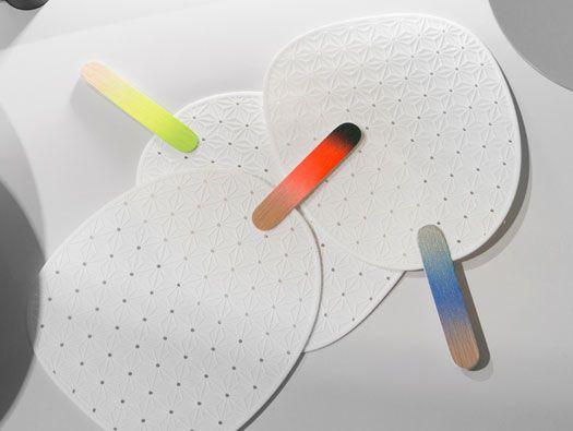 Maiko Fan by Piergil Fourquié