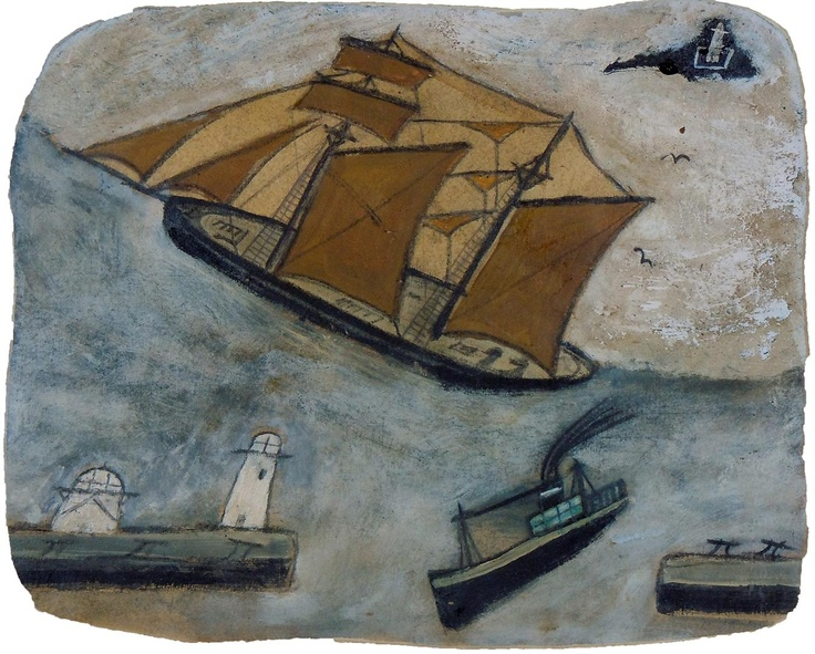 Alfred Wallis via umbrellahead