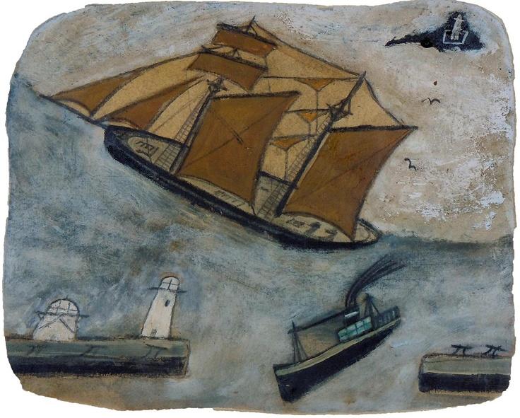 Alfred Wallis via umbrellahead