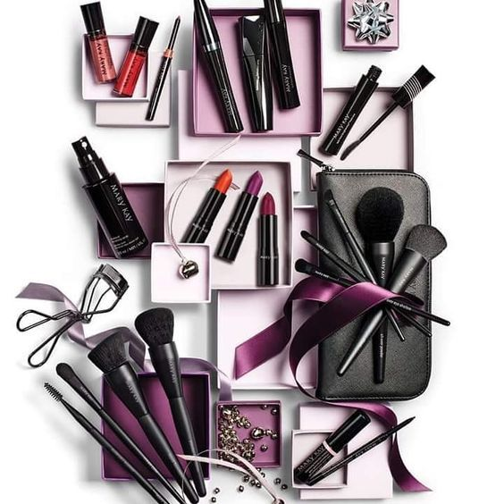 She loves to be pampered with great makeup and the tools to apply it. Fabulous brush sets, color cosmetics and great fragrances!