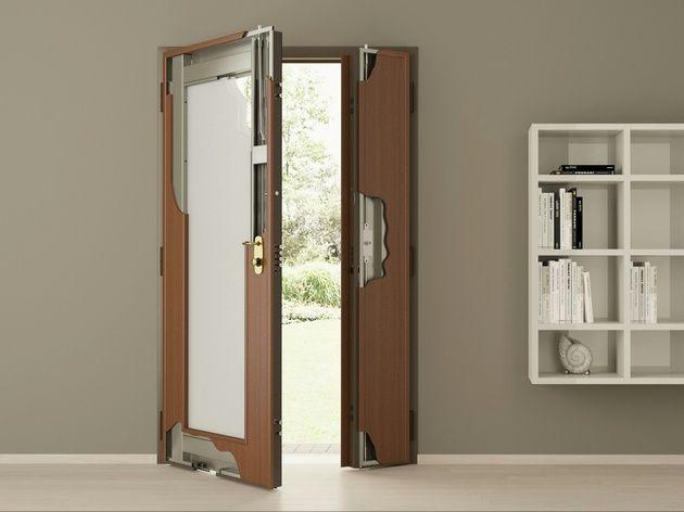 Виды и конструкции входных дверей. Ремонт своими руками