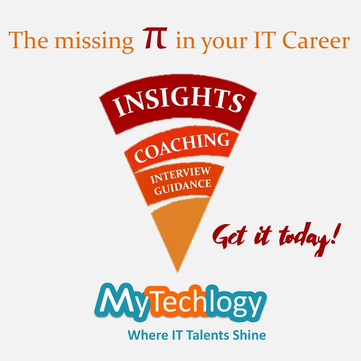 Happy π Day! Get the missing π in your IT Career Today! #piday