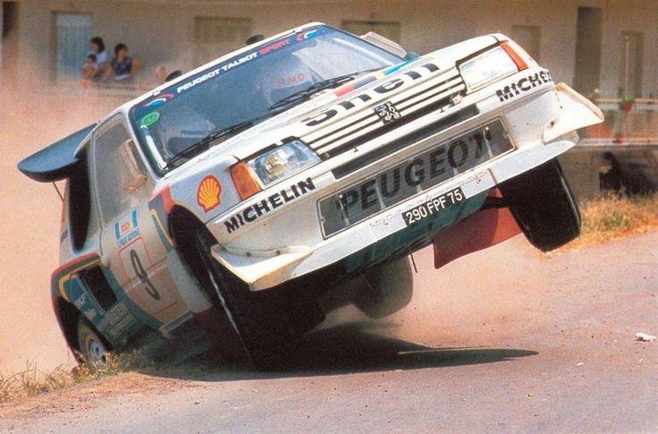 205 T16 👌🏻 #dadriver  #Peugeot #205T16 @peugeotes
