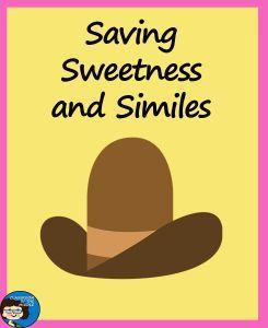 Saving Sweetness and Similes