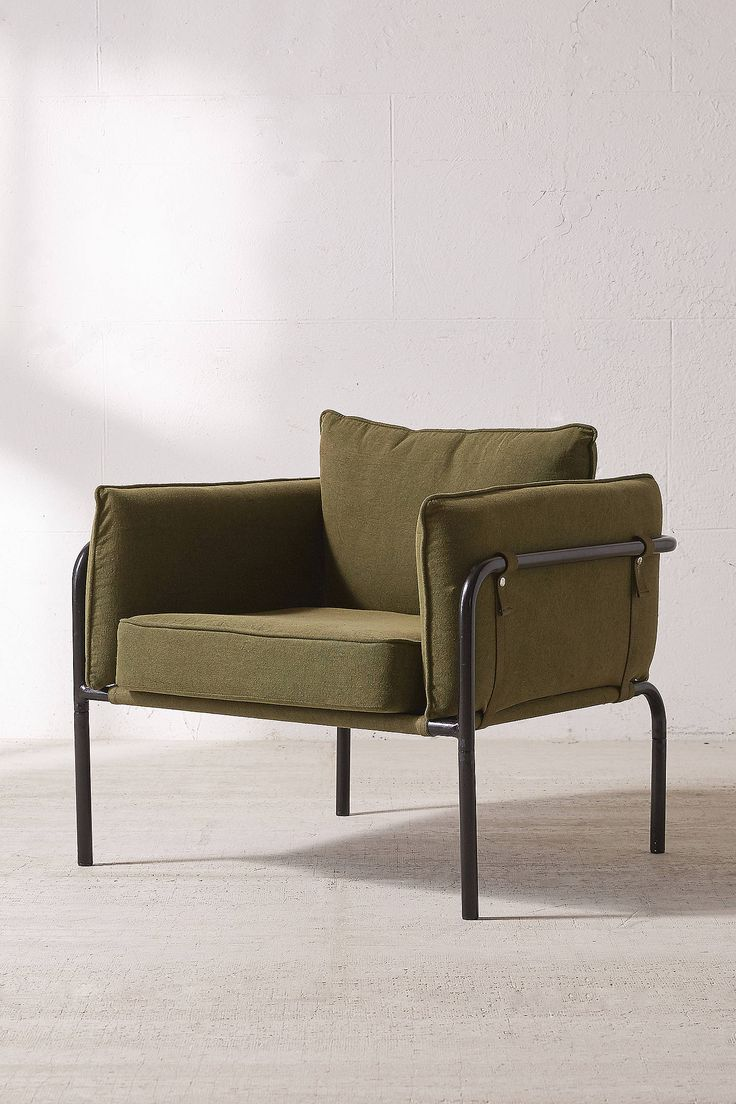 Shop Howell Canvas Arm Chair at Urban Outfitters today. We carry all the latest styles, colours and brands for you to choose from right here.