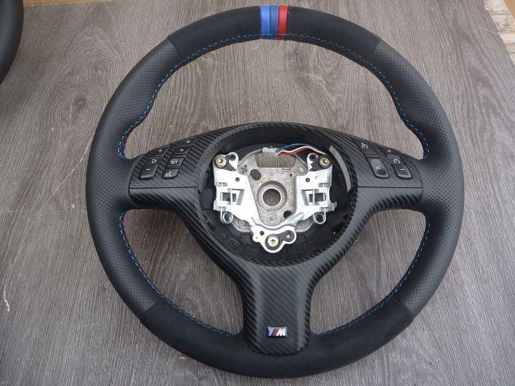 VOLANTE BMW M E46  E39  Z3  , CARBON BLENDE,MULTIFUNZIONE | Véhicules: pièces, accessoires, Auto: pièces détachées, Habitacle | eBay!