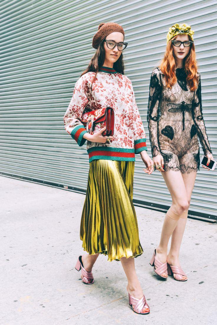 Style Inspiration: Gucci Girls