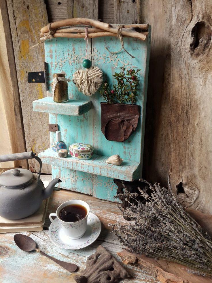 Instagram, Painting, Vintage, Decoration, Happy, Wood Slats, Little Cottages, Home, Blue Prints