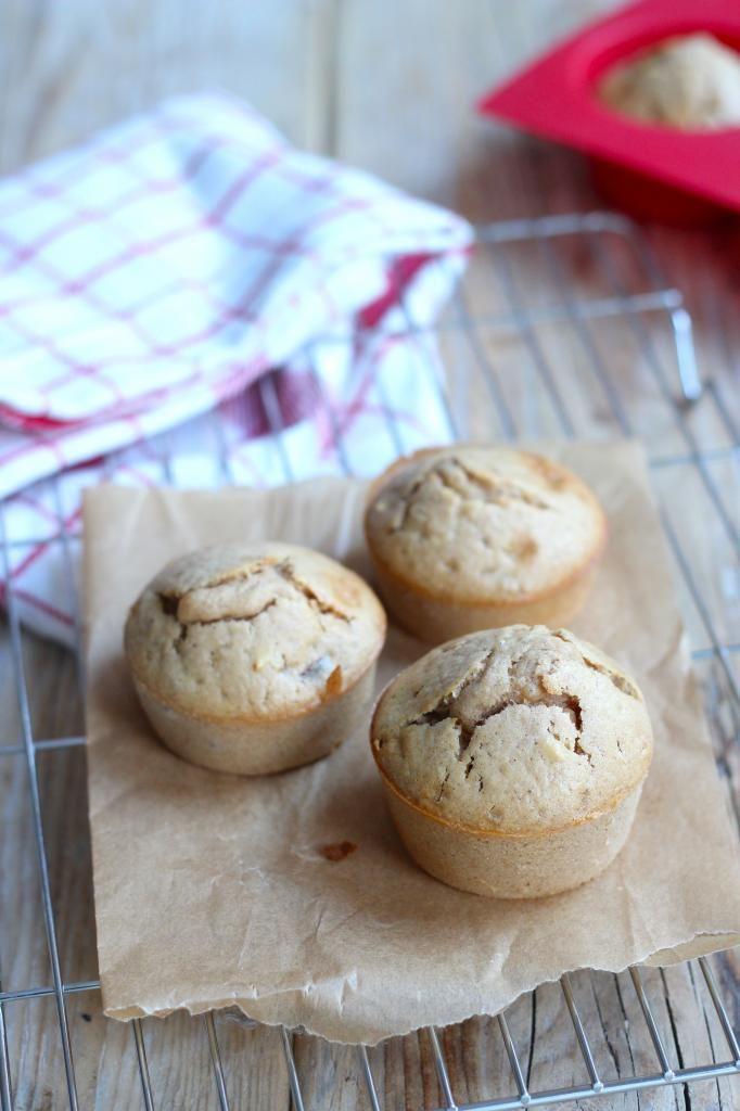 Winterse muffins - Lekker en Simpel