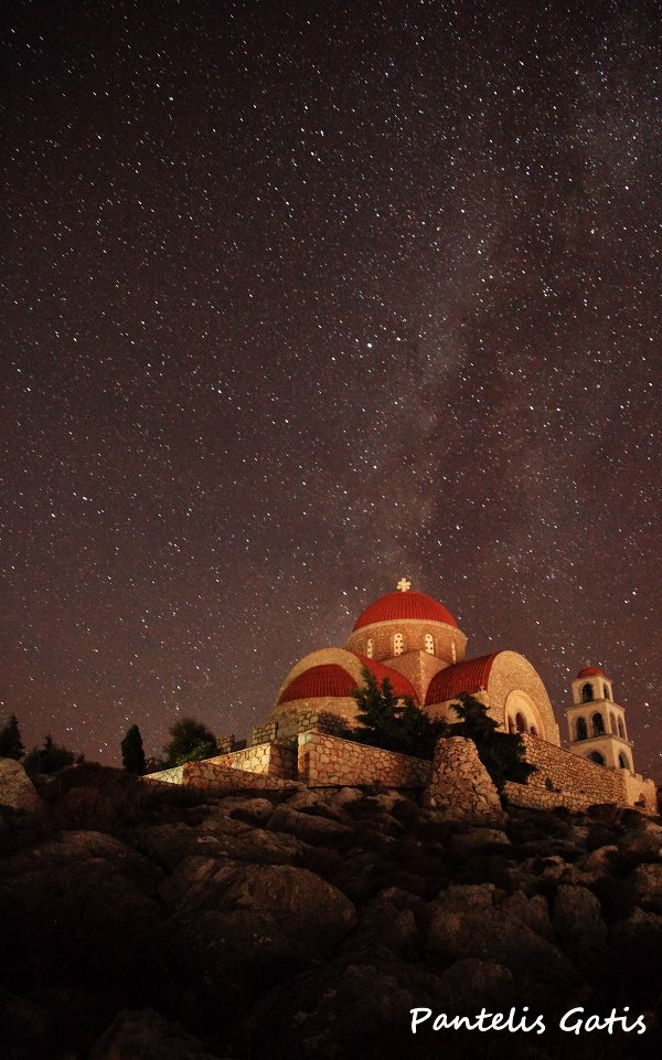Saint Savvas Church, Kalymnos- Greece