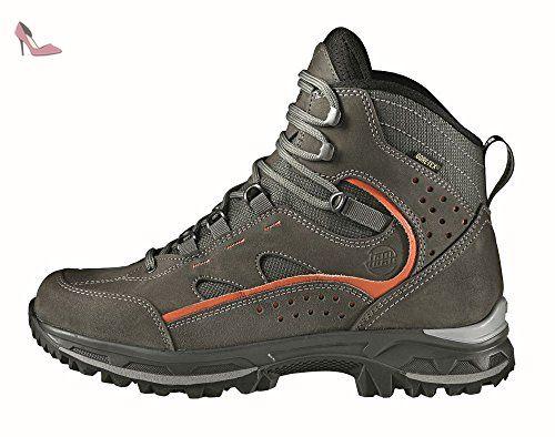 Hanwag Tatra Narrow Lady GTX, Zapatos de High Rise Senderismo para Mujer, Marrón (Erde), 39.5 EU