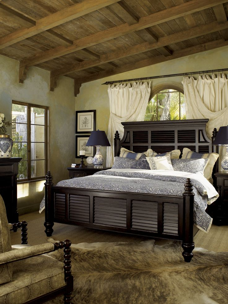 tommy bahama home kingstown collection bedroom - Tommy Bahama Bedroom Decorating Ideas