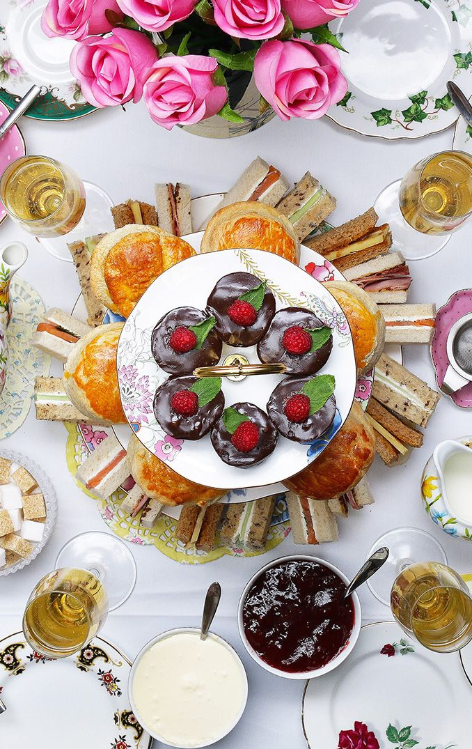 Ultimate Tea Party Guide