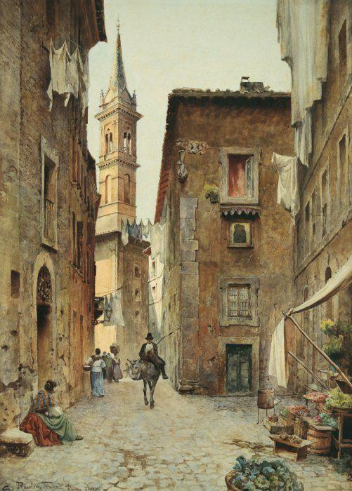 Ettore Roesler Franz: