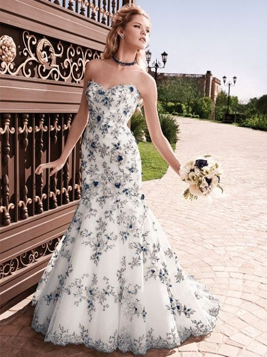 Casablanca Wedding Dresses - Style 2140 [2140] - $1,775.00 : Wedding Dresses, Bridesmaid Dresses, Prom Dresses and Bridal Dresses - Your Bes...