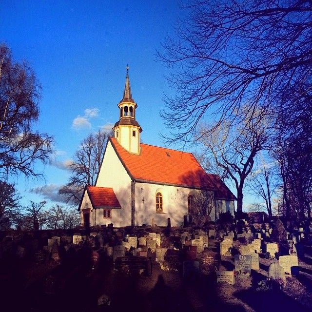 Instagram photo by @Eivind Askeland via ink361.com #lade #church #sunny #sunday #trondheim #Norway