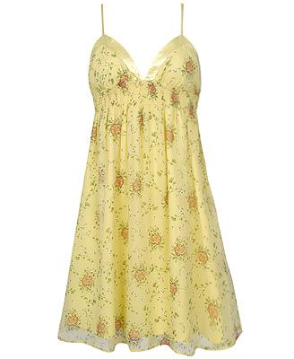 soft yellow sundresses