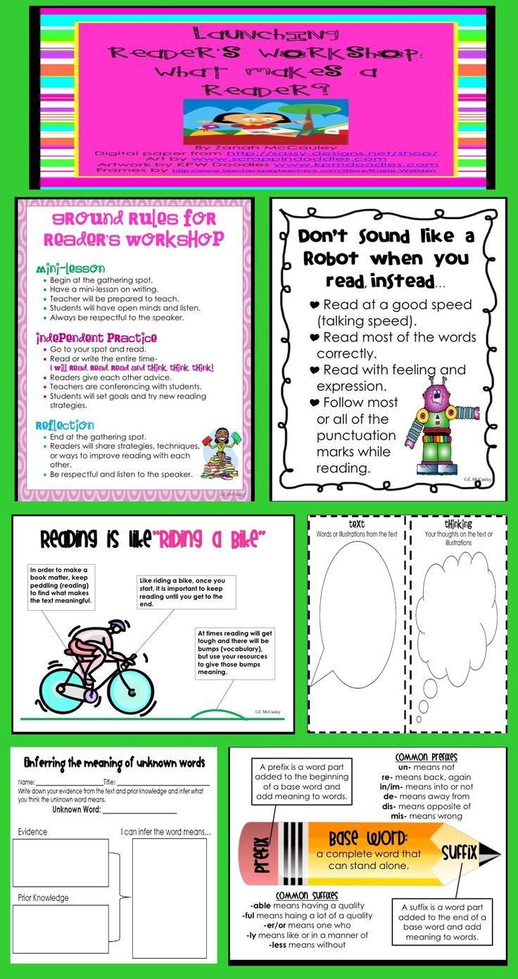 Launching Reader's Workshop $