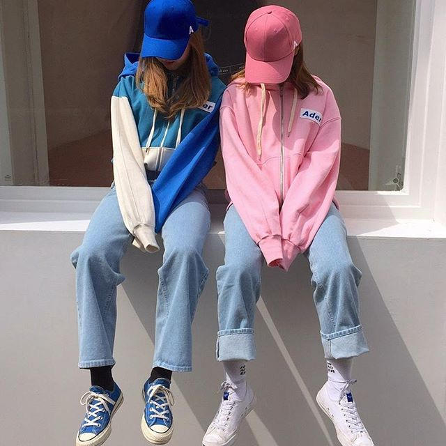 twin styling   #ader#adererror#twinlook