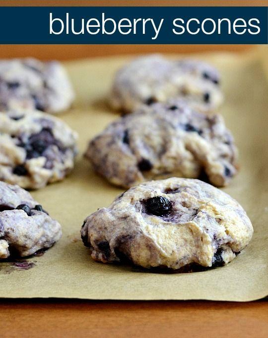 Yogurt cups, Plain yogurt and Blueberry scones on Pinterest