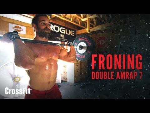 CrossFit Liftoff: Event 3–AMRAP - YouTube