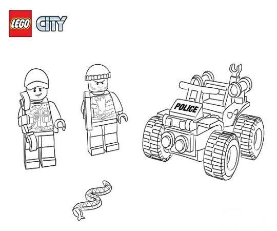 Pin on Lego Ausmalbilder