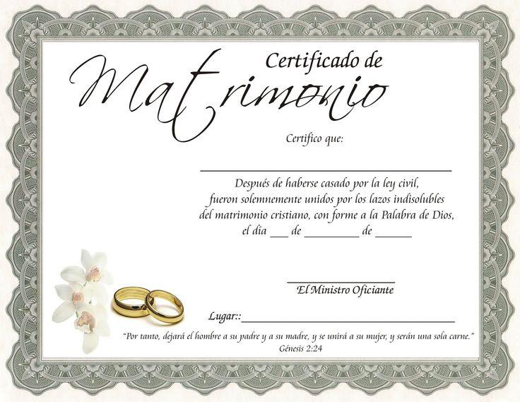 Registro Firme Matrimonio Simbolico : Bodas kermes