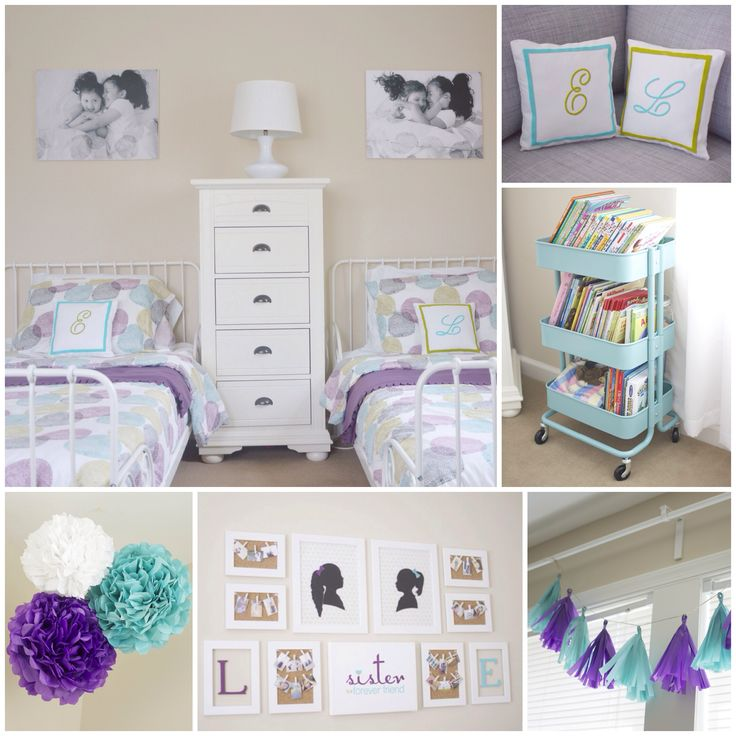 17 best images about my home on pinterest tissue pom for Girls bedroom ideas ikea