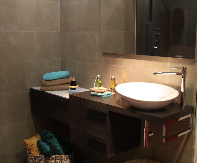 34 best salle de bain images on Pinterest Bathroom, Bathrooms and