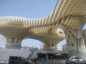 Mercado de la Encarnacion - Séville