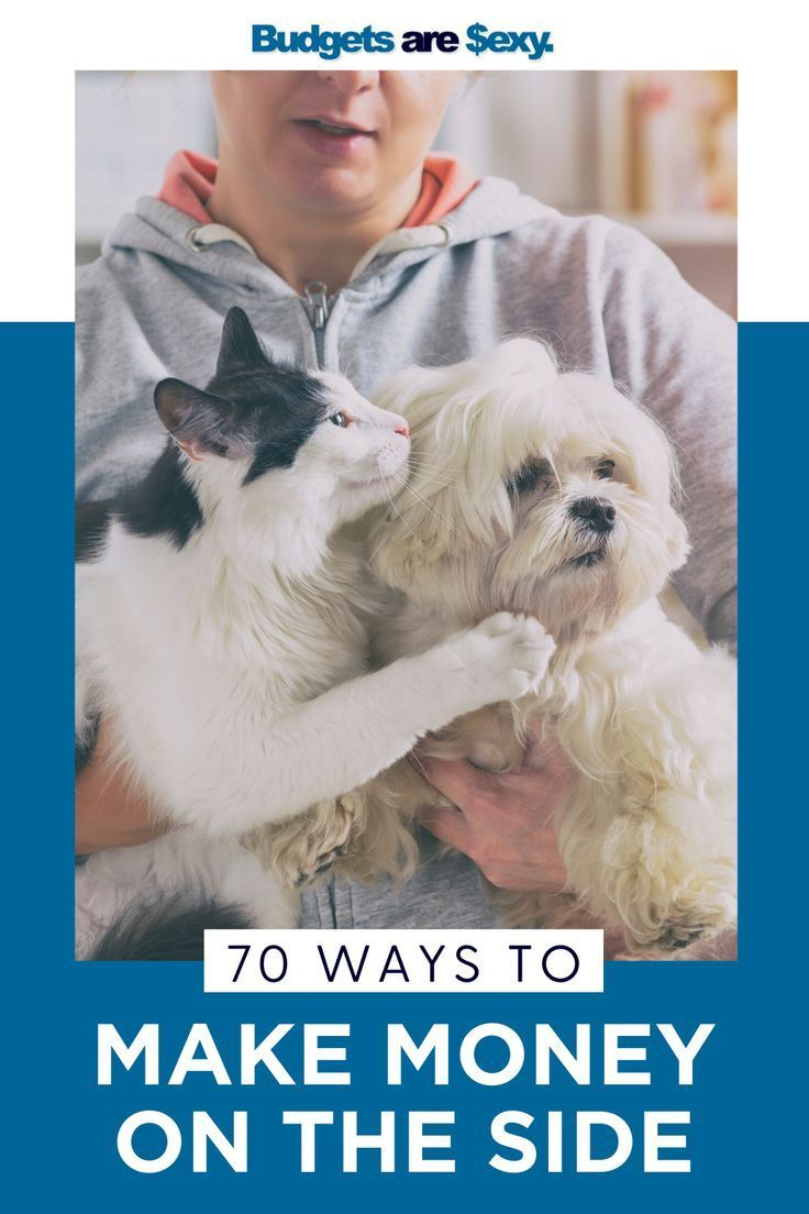 70 Ways To Make Extra Money On The Side Way To Make Money How