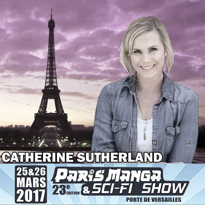@catherine_sutherland has 2 Conventions in March Paris.is on the list.  #trentonnjpromoter #catherinesutherland #catherineunleashed #pinkrangerkat #theordermovie #Beatmaticsupports #actorslife #mightymorphinpowerrangers #mmpr #powerrangerszeo #pinkranger #tvactor #television #powerrangers #turbo #mightymorphin #rangers #actresslife #powerrangersturbo #entertainment #actress #2017Unleashed #actor #paris #europe #scifi #comiccon #cosplay #europian #manga