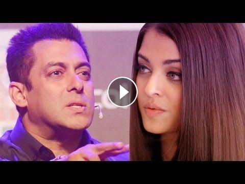 Salman Khan Gets EMOTIONAL When Asked About Aishwarya Rai Bachchan | UNCUT VIDEO