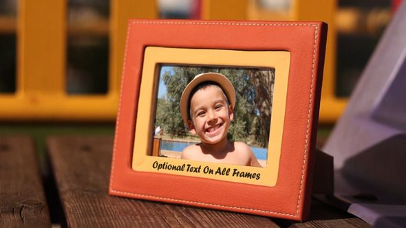 Children Photo Frames