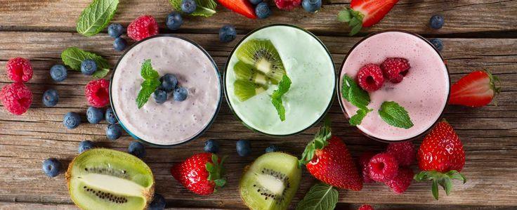 Ti smoothie-oppskrifter du må prøve! | KIWI